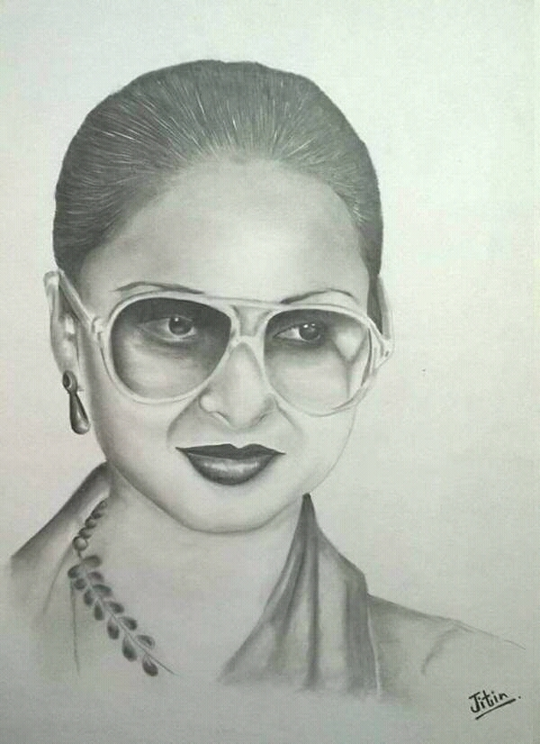 Rekha by CHHAYANKANArts